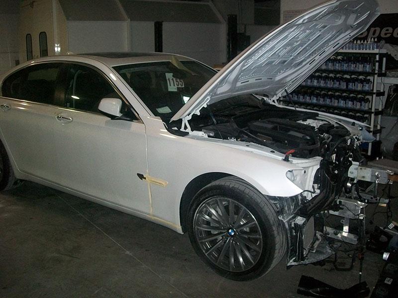 BMW 7 Series 2