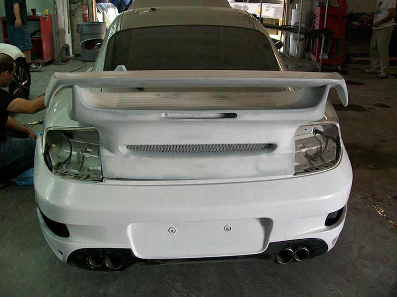 Porsche GTR 2